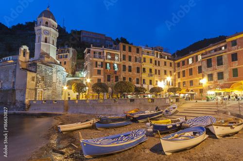 Staande foto Rome Resort Village Vernazza, Cinque Terre, Italy