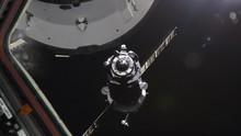 Soyuz Approaching ISS