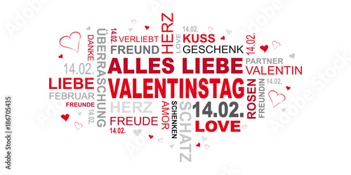 Alles liebe zum valentinstag freundin