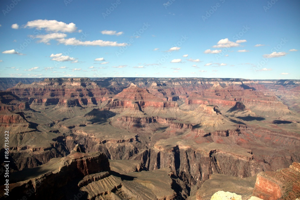 Beautiful Landscape of the Grand Canyon - Arizona -- USA