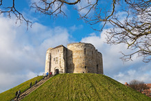 View Of Clifford's Tower From ...
