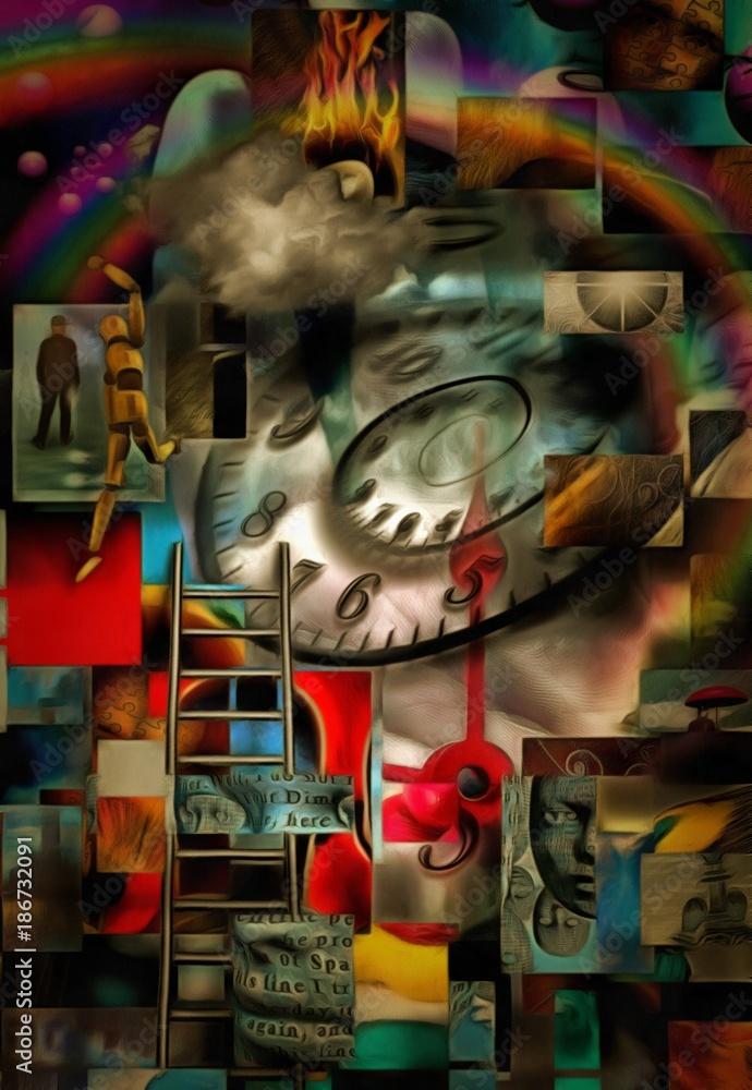 Fototapeta Time