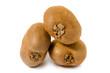 Kiwi fruit food isolated