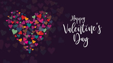 Happy Valentine's Day Vector C...