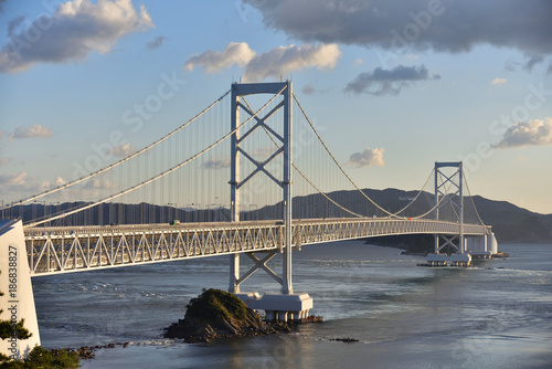 фотография  Big bridge in Japan