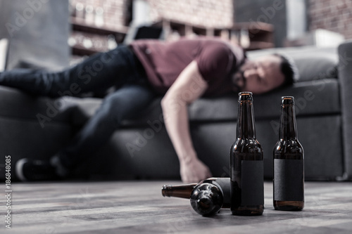 Alcoholic drink Tablou Canvas