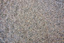 Small Rocks On A Lake Beach - ...