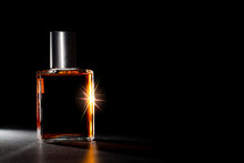 Luxury Perfume Bottle. Expensi...
