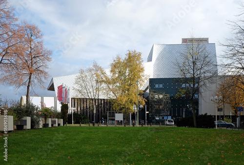 Spoed Foto op Canvas Theater Stadttheater in Bonn