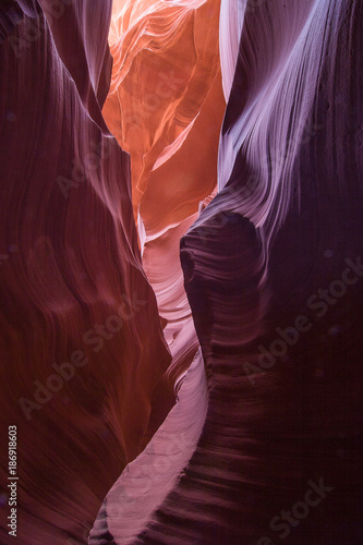 Poster Bordeaux Lower Antelope Canyon