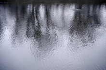 The Texture Of The Water In Th...
