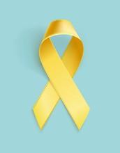 Childhood Cancer Awareness Rib...