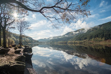 Loch Lubnaig, A Part Of The Lo...