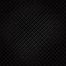 Black Square Pattern. Luxury S...