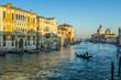 Italy, Venice, view to Santa Maria della Salute