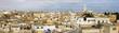 Morocco, Casablanca, panoramic cityscape