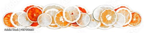 Niedobór witaminy Citrus Feet - Panorama
