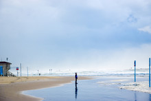Beach Moment