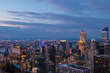 New York City - View from the Top Of The Rocks - Empire State Building