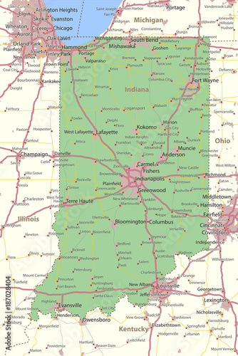 Indiana Us Map on map downtown indianapolis indiana, us history indiana, state map indiana, large map of indiana, us atlas indiana, veterans day indiana, map of north indiana, us flag indiana,
