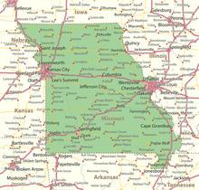 Missouri-US-States-VectorMap-A