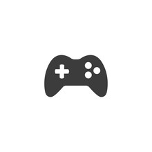 Console Icon. Sign Design