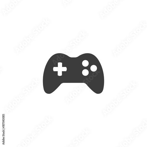 Photographie console icon. sign design