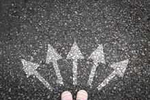 Möglichkeiten Der Entscheidungen In Erziehung Und Lebensweg