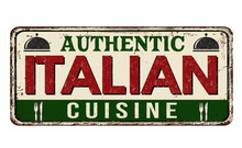 Authentic Italian Cuisine Vint...