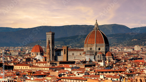 Foto op Canvas Florence Italy - Florence
