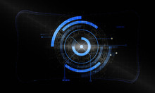 Background Technology Digital Concept. Abstract Graphic Design
