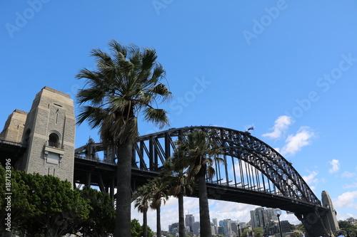 The Harbour Bridge in Sydney, New South Wales Australia  © ClaraNila