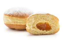 Traditional Doughnut (Sufganiy...