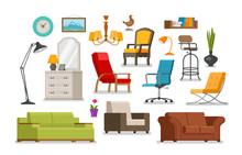 Interior, Furnishings, Furnitu...