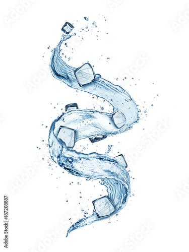 abstrakcyjny-ksztalt-plusk-wody