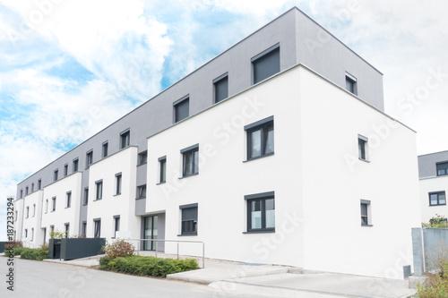 Neubaugebiet in Deutschland