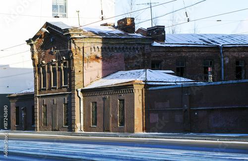 Fotografía  Complex of the barracks of the Novocherkassk Emperor Alexander III of the infantry regiment