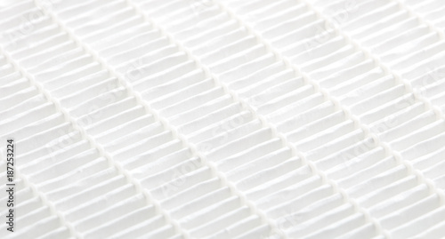 Photo  Closeup view on air filter