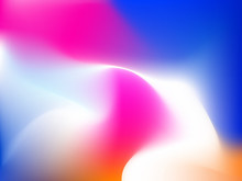 Abstract Modern Gradient  Background , With Pink , Orange, Blue , Phone X  Wallpaper.