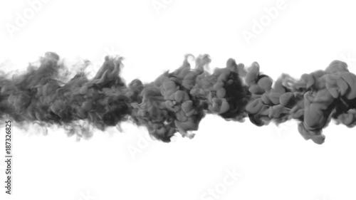 Poster Fumee thick smoke