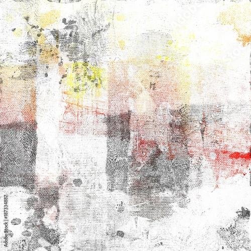 grunge-multicolor-streszczenie-kapanie-na-bawelnianym-plecy