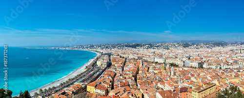 Fotobehang Nice City of Nice