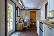 Interior Design Of A Dining Ro...