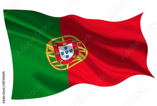 Foto  ポルトガル  国旗 旗 アイコン