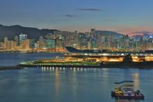 Kai Tak Cruise With HK Victori...