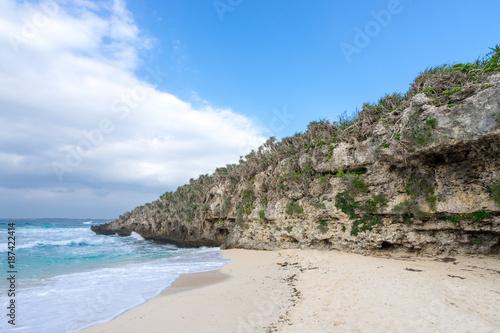 Fototapety, obrazy: 宮古島・砂山ビーチの風景
