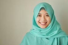 Portrait Of Happy Smiling Asia...
