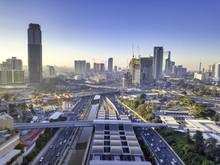 Tel Aviv, Israel Park Ayalon Highway, Or Simply Ayalon, Is A Major Intracity Freeway In Gush Dan, Israel.