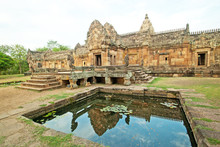 Phanom Rung Historical Park ,Burirum,Thailand
