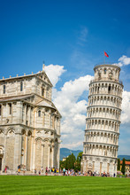 Leaning Tower Of Pisa And The ...